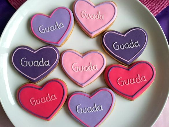 cookies corazon