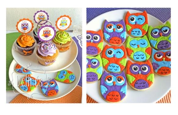 cookies y cupcakes
