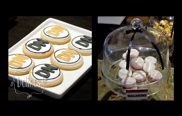 cookies y macarons