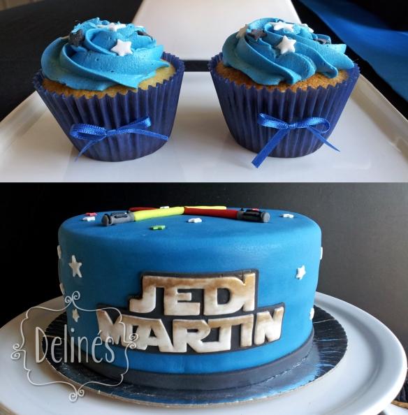 cup y torta