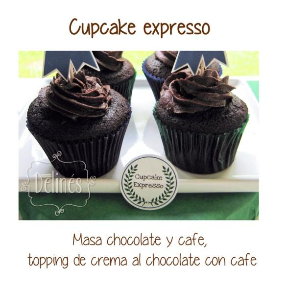 cupcake expreso
