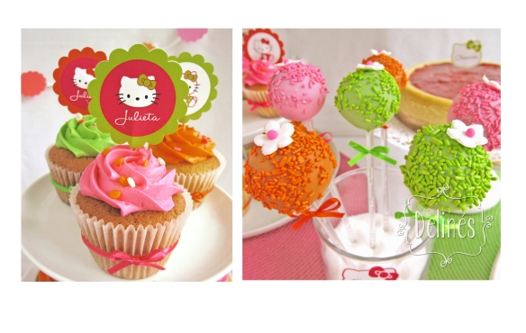 cupcake y popcka