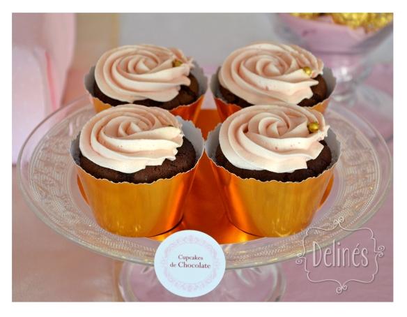 cupcakes de choco