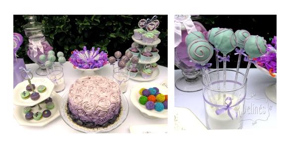 detalle y popcakes