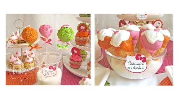 popcake y cucuruchos
