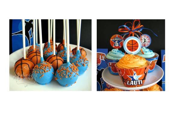 popcake y cupcake