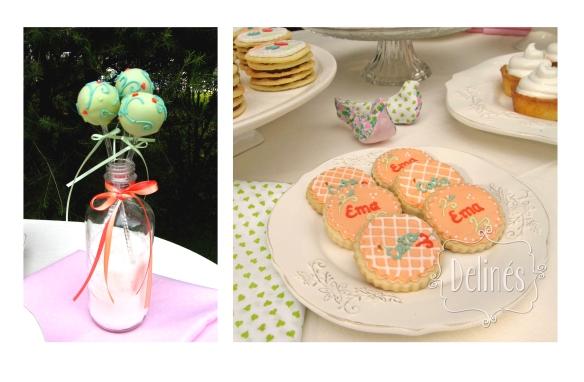 popverde y cookies