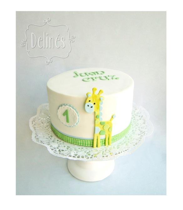 torta jirrafa