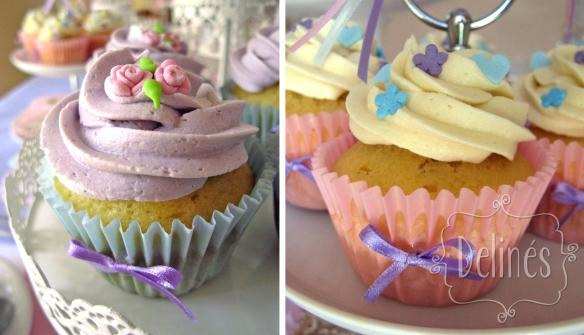 detalles de cupcakes