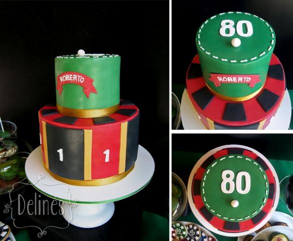 detalles de torta