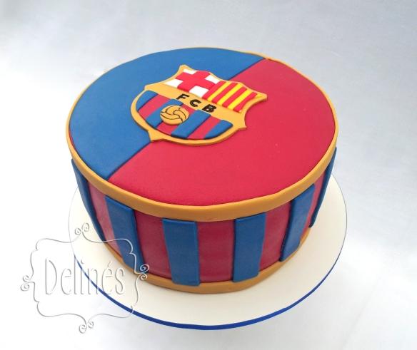 Torta Barcelona costado