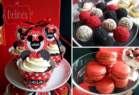 cup macarons y trufas