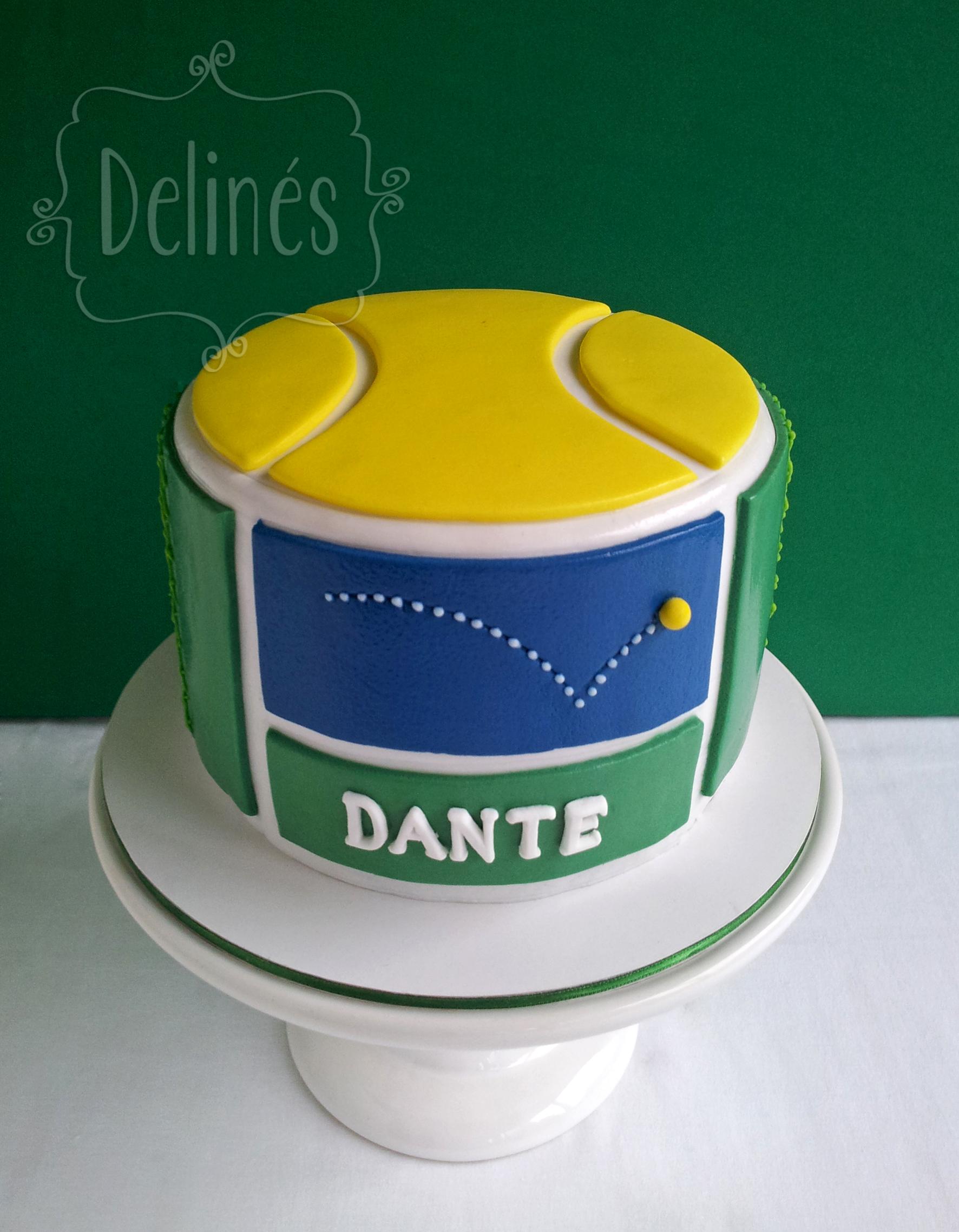 Teninis Cake Ideas