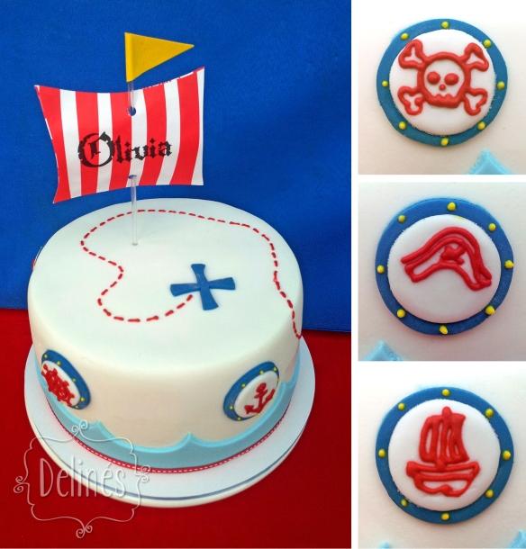 detalles torta