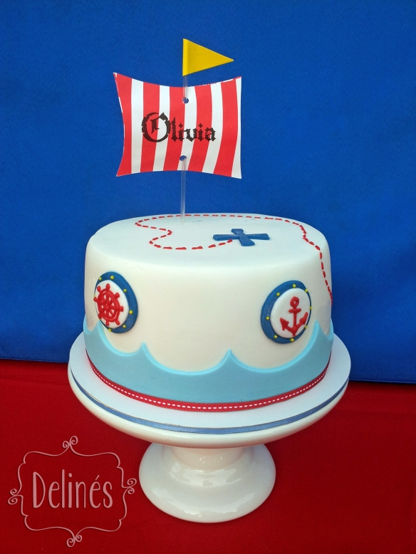 torta de piratas