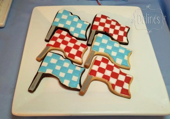 cookies banderas