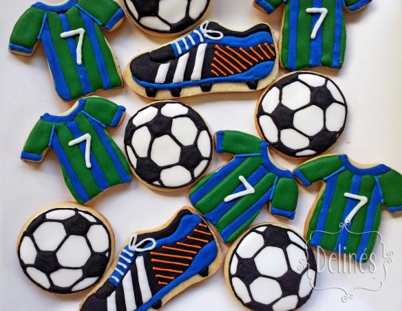 cookies futbol