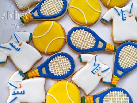 cookies tenis