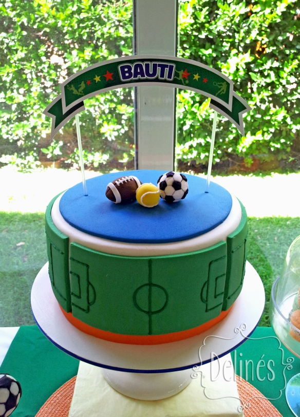 torta de deportes