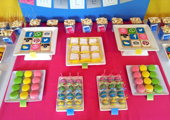 iphone 5 mesa dulce