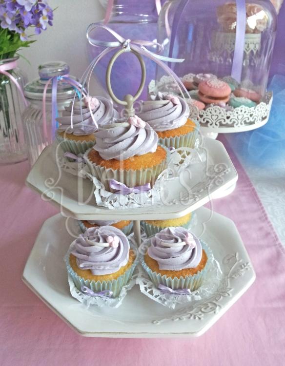 bailarina torre cupcakes con tiara (1)