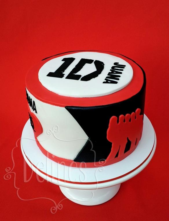 one direction torta