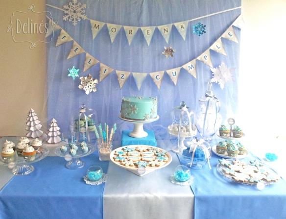 Frozen mesa dulce