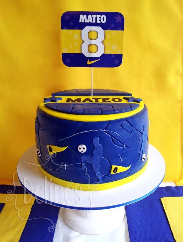 futbol boca torta