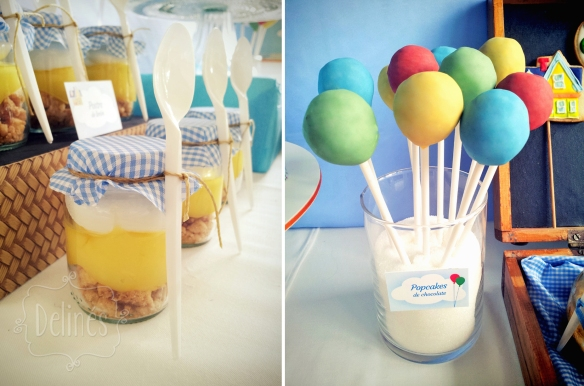 Up postre de limon y popcakes