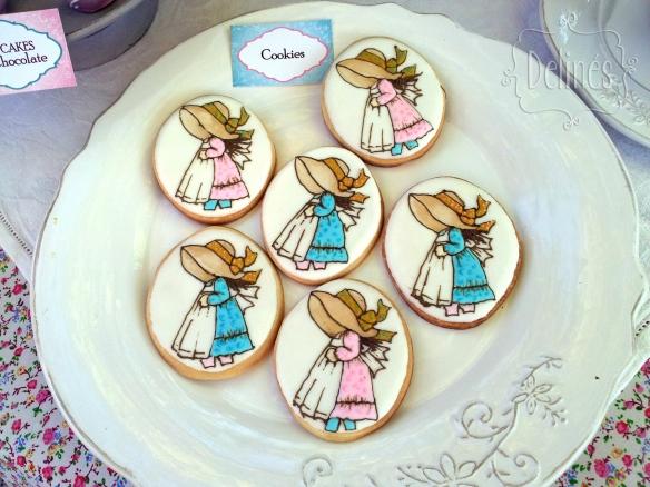 Sarah Kay Shabby chic cookies