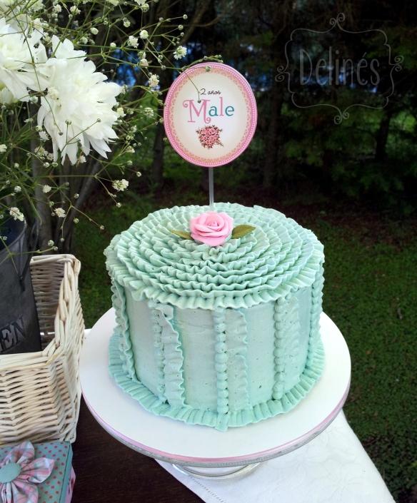 Sarah Kay Shabby chic torta