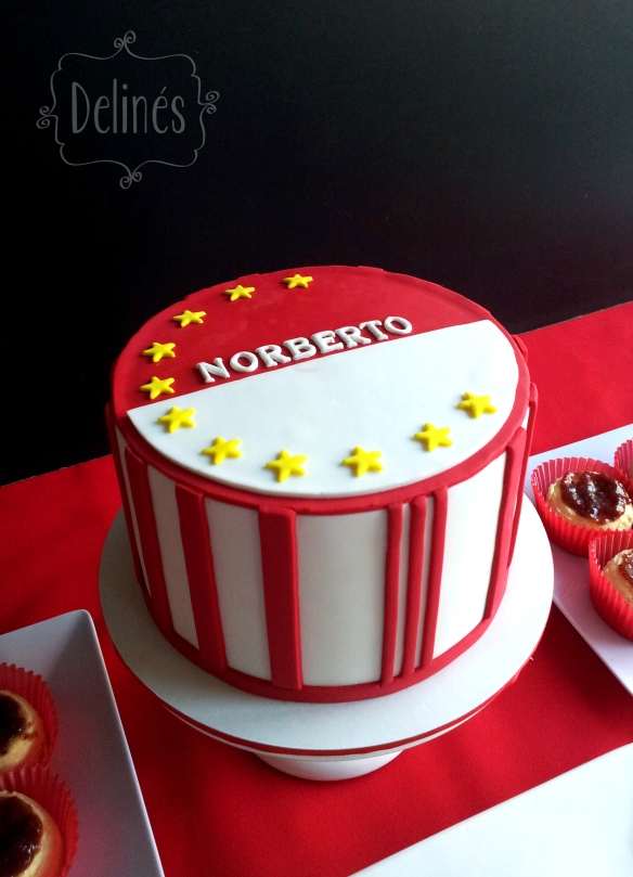 Estudiantes de la plata torta Norberto