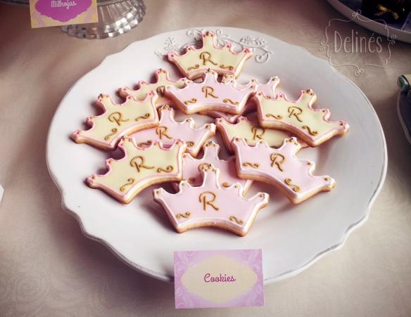 Principita cookies coronita lejos