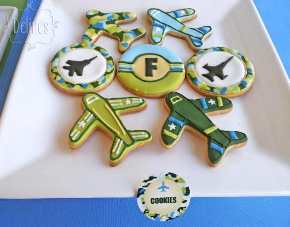 Aviones de Combate cookies