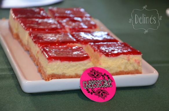 Morroco cheesecake