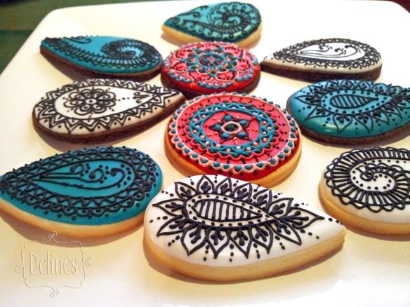 Morroco cookies