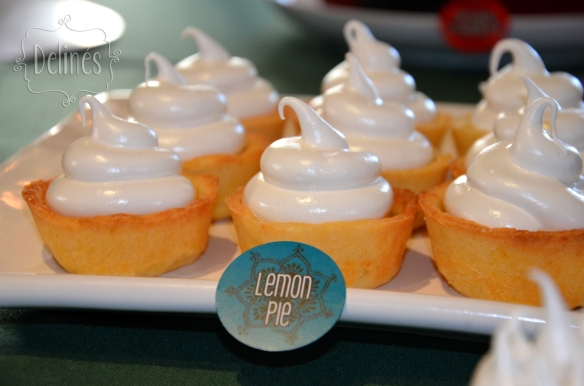 Morroco lemon pie