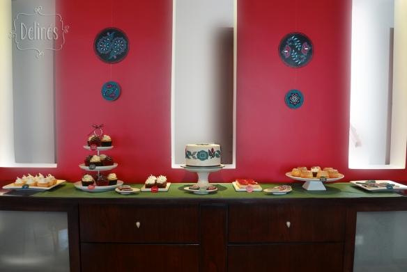 Morroco mesa dulce