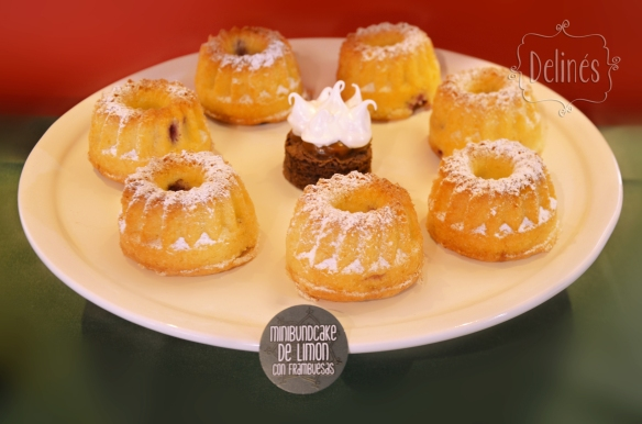 Morroco minibundtcake