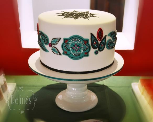 Morroco torta