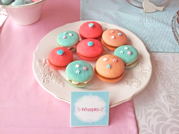 Pajaritos Shabby whoopies