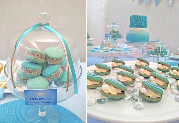 Sirenas alfajorcitos y whoopies
