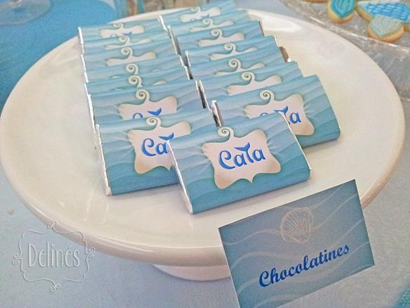 Sirenas chocolatines