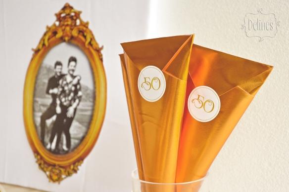 Bodas de Oro souvenir