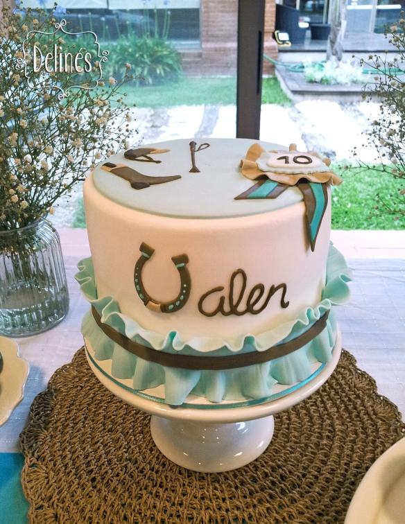 Equitacion torta