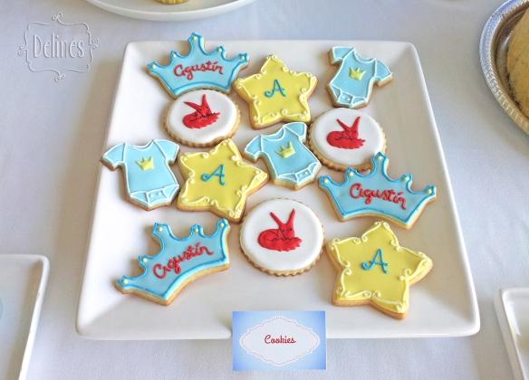 Principito Agustin cookies