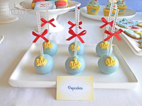 Principito Agustin popcakes