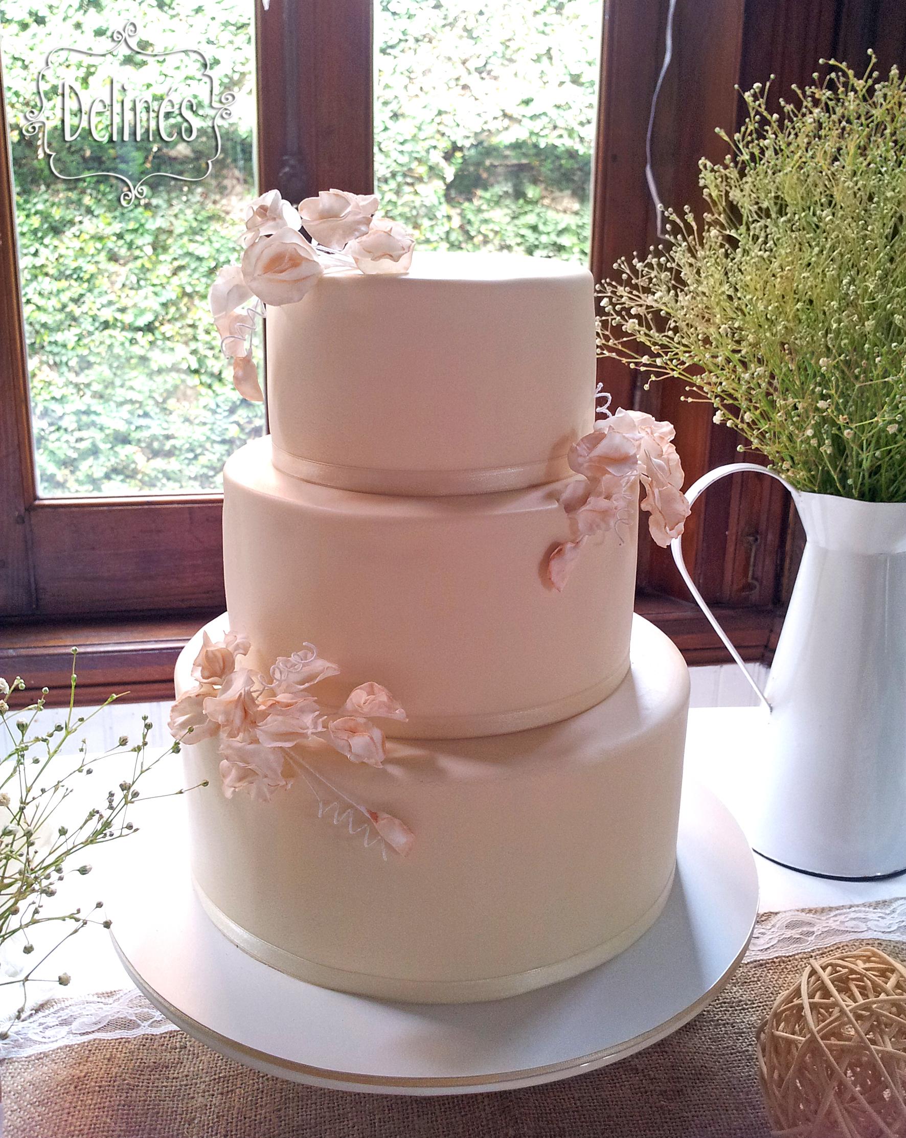 Tortas Para Matrimonio Rustico : Delinés cosas dulces y vistosas para eventos