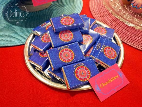 Mandala Francine chocolatines