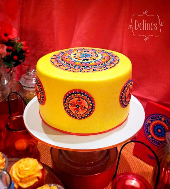 Mandala Francine torta
